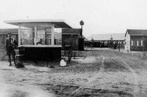 Vluchtelingenkamp Westerbork.