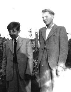 Ruud Jansen en Dolf Karelsen