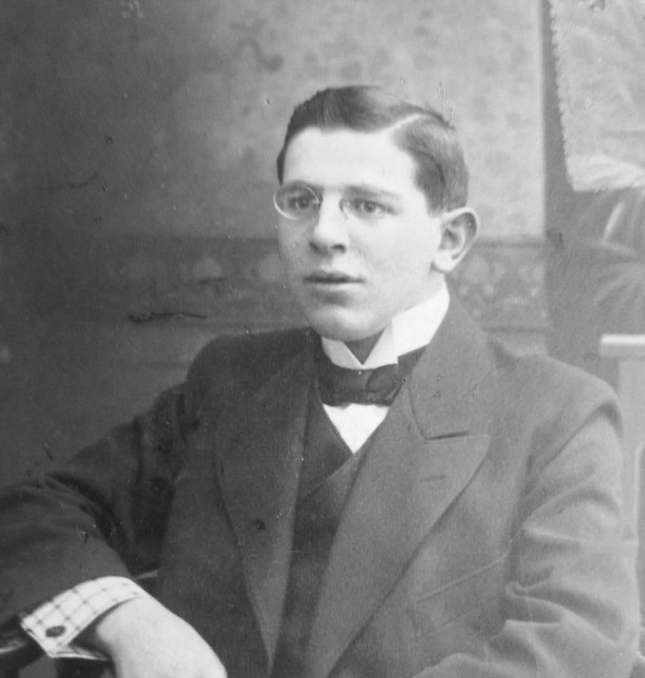 Leopold Oberländer.