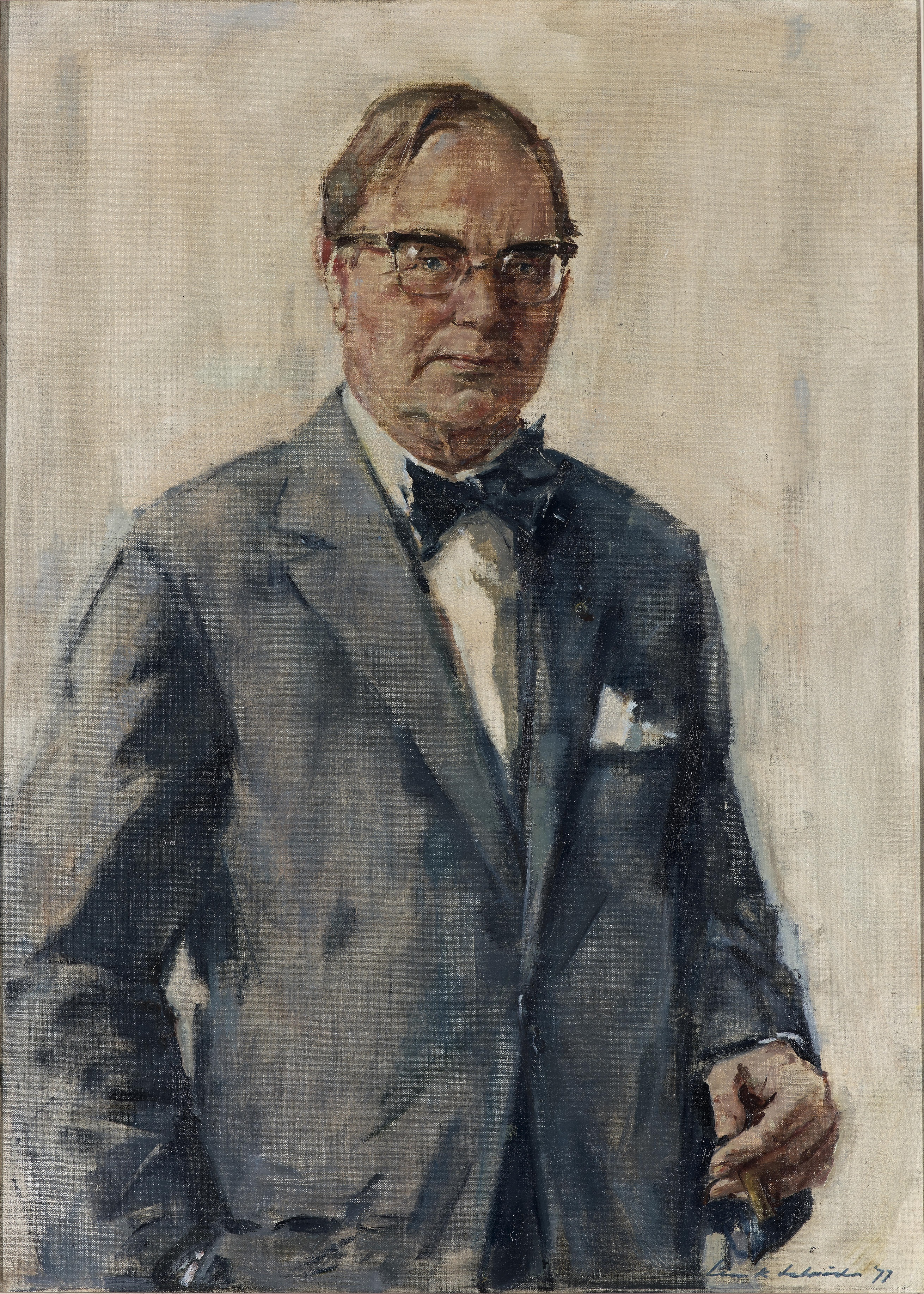 Sierk Schröder. Louis Wijsenbeek