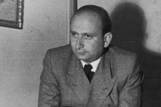 Fritz Spanier, 1944.