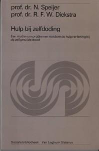 Het boek van Nico Speijer en René Diekstra.
