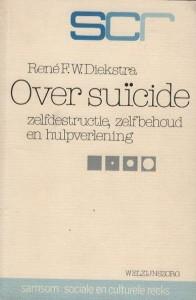 René Diekstra, Over Suïcide.