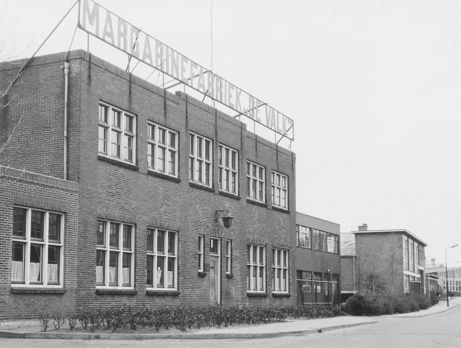 Margarinefabriek De Valk.