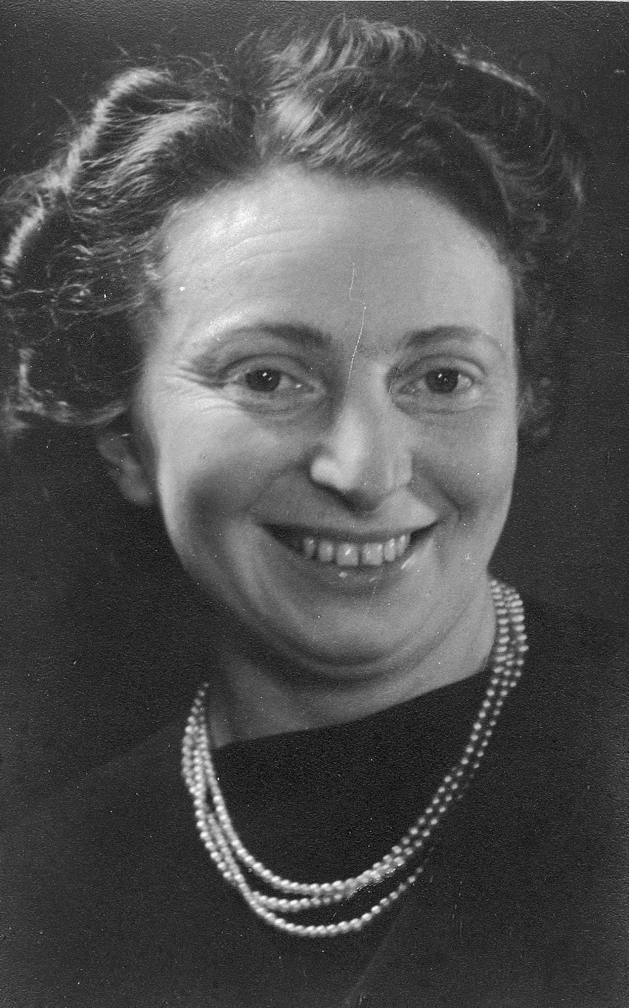 Betty Asch-Rosenthal.