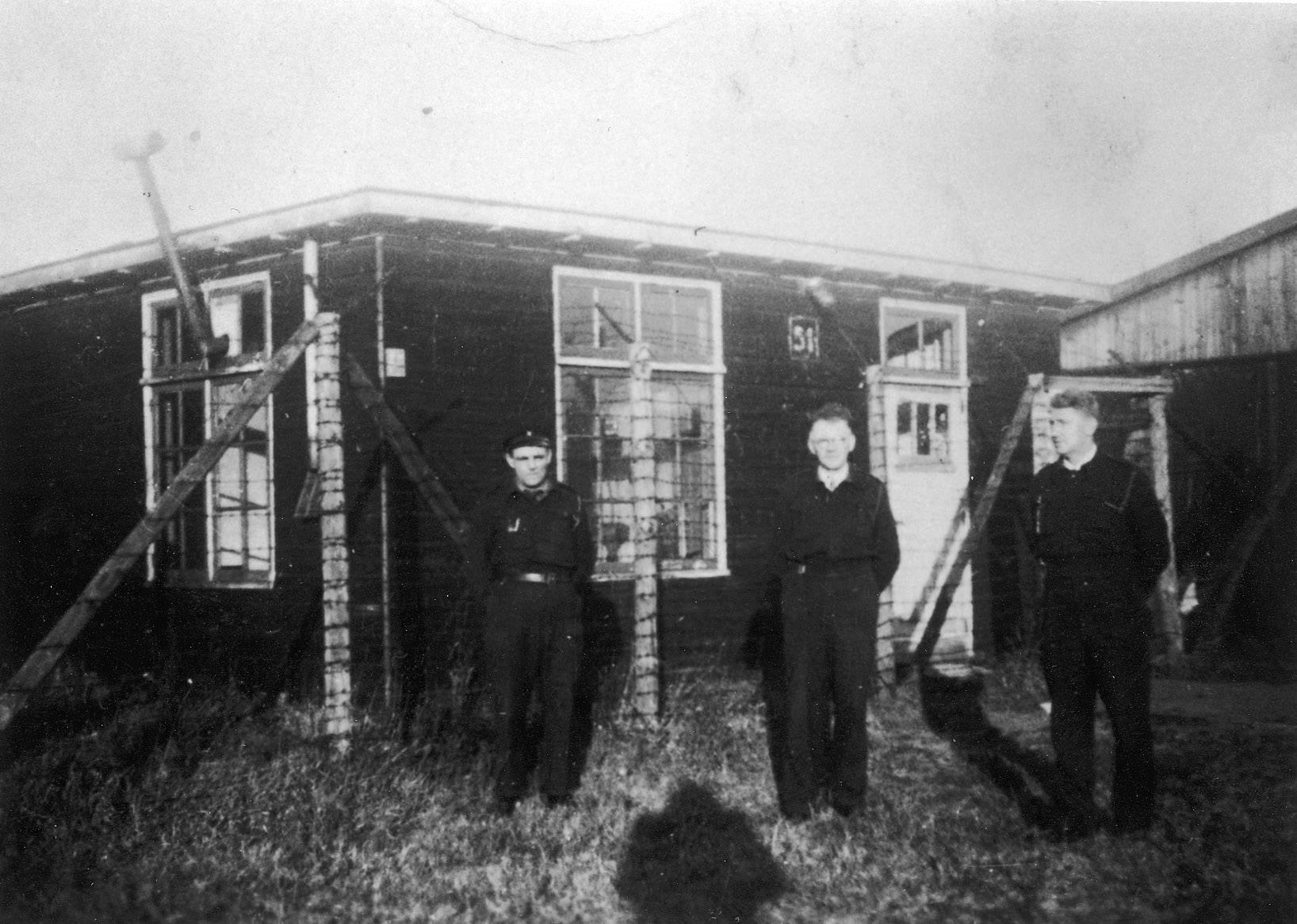 Barak 51, de gevangenis van kamp Westerbork
