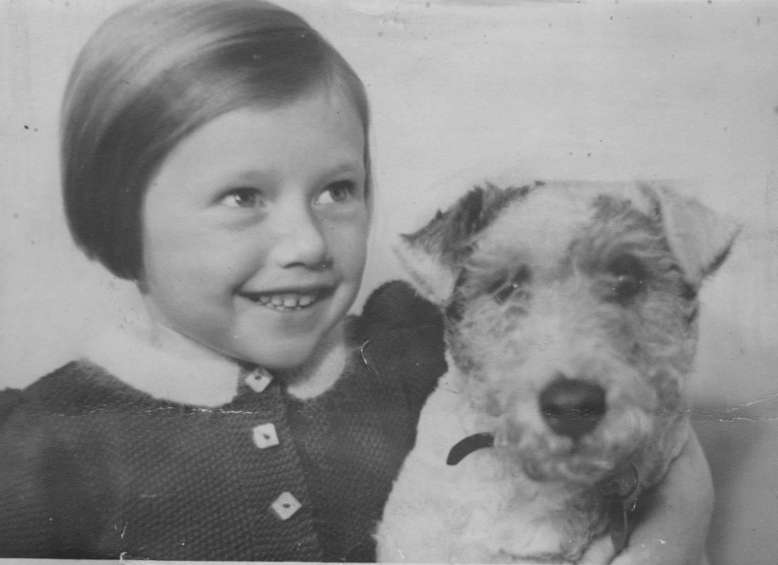 Marion Beyer in 1939.
