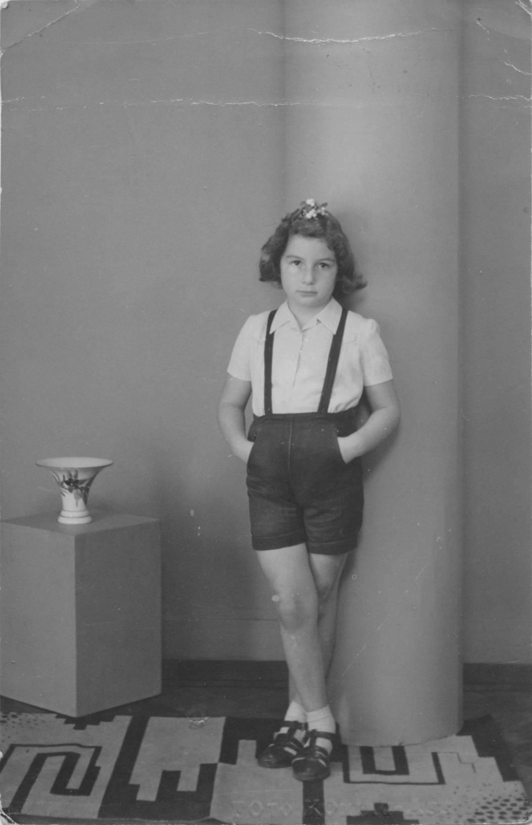 Ruth David.