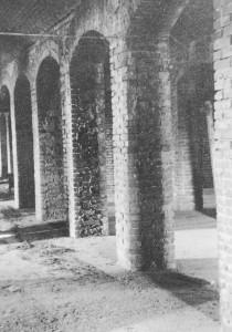 De aardappelkelder in kamp Westerbork, 1942.