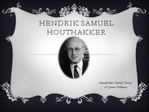 Hendrik Hothakker I.