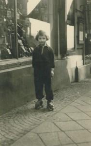 Betti Kubaschka. Dortmund, 1936.