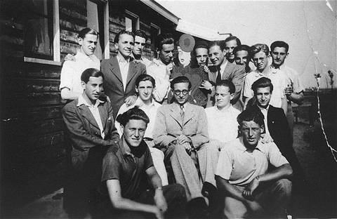 Westerbork, 1940.