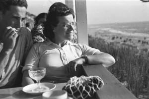 Vakantie in Noordwijk, 1946.