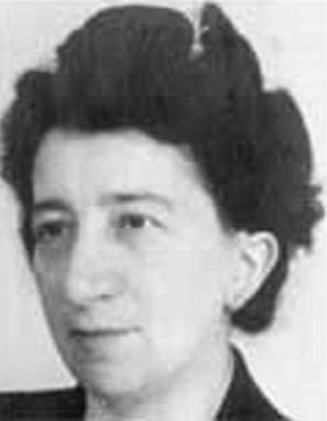 Frieda Levin.