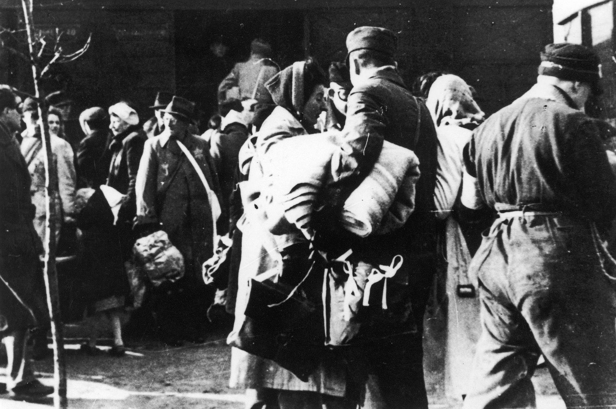 Westerbork, 19 mei 1944.