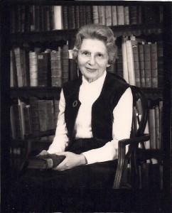Hilde in 1981.