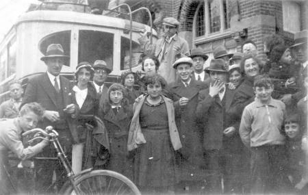 Joden in de jaren dertig in Winschoten.