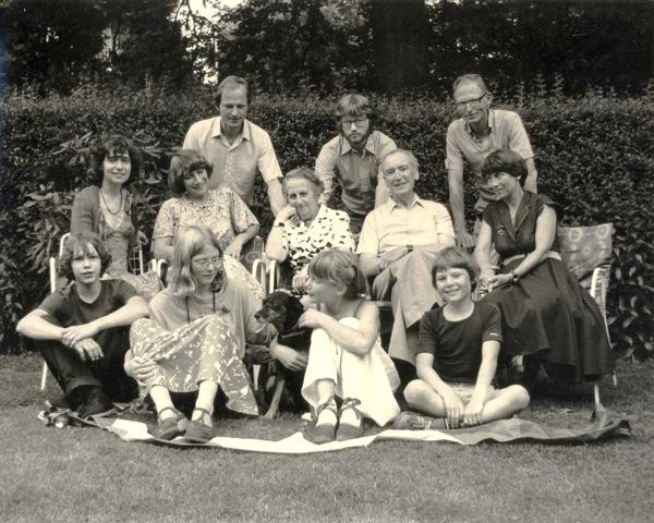 Tachtigste verjaardag Otto Birman. Amersfoort, 1979.