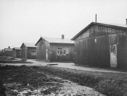 Interneringskamp Westerbork, 1945.
