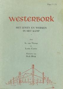 Het gedichten- en liedjesboekje waar Louis aan meewerkte.