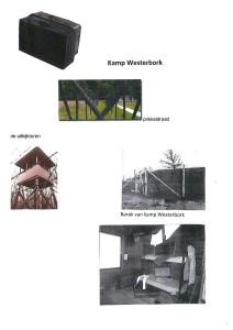 Alexander's verblijf in Westerbork.
