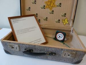 'Het koffertje' van Alexander Roozendaal.
