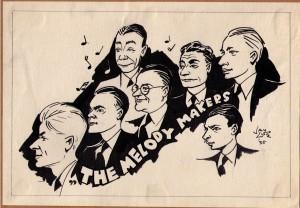 De Melody Makers.