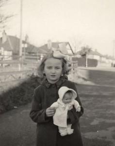 Het fotootje van Marijke Sluyser.