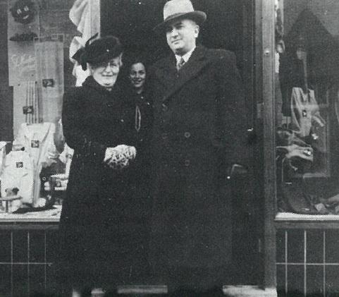 Herman & Louise Zuidema.
