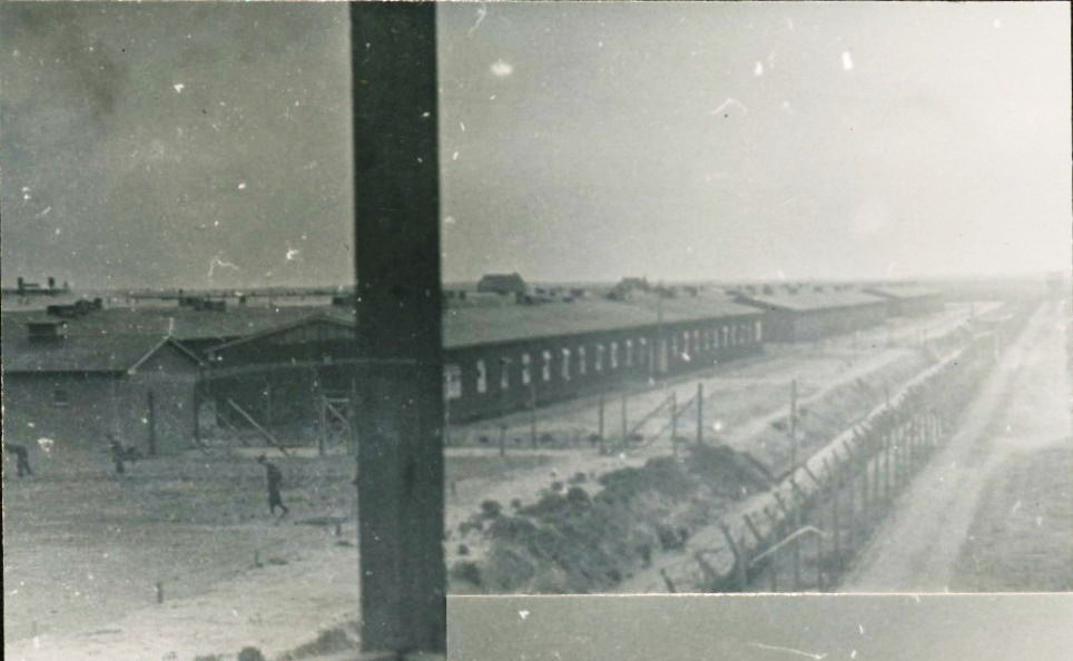 Barak 67, de strafbarak van kamp Westerbork.