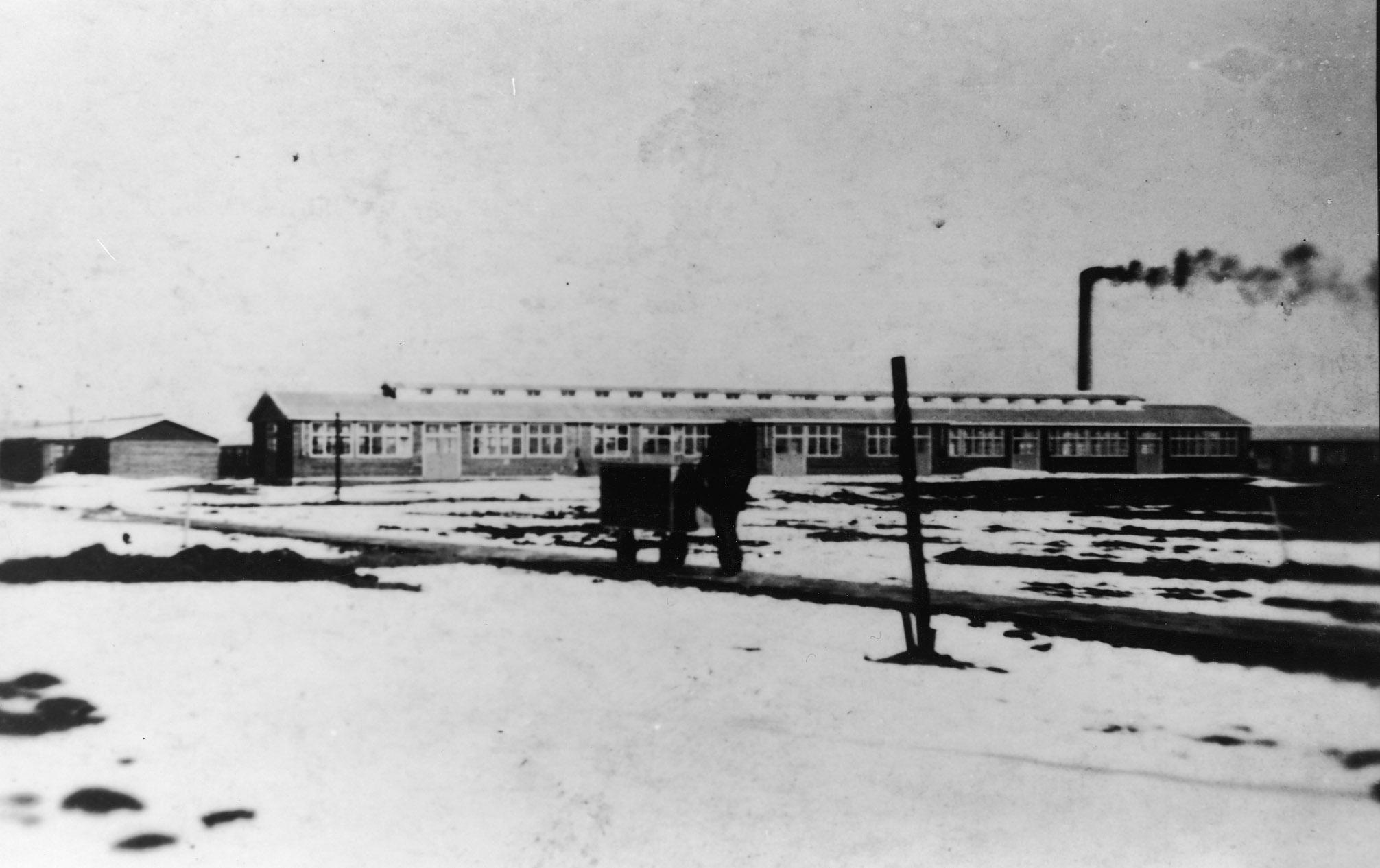 Barak 16, de barak van Fritz en Ilse en kamp Westerbork gedurende lange tijd.