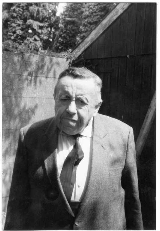 Ernst Wolff in 1983.