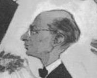 Jacob da Silva Curiël, tweede van rechts.